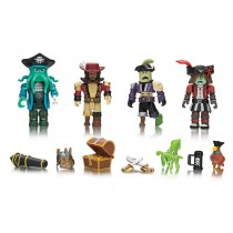 Roblox Pack figuras Pirate Showdown con accesorios