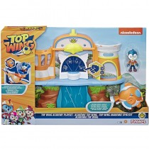 Top Wing Set Academia con figura de Speedy con vehiculo