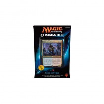 Mazo de Iniciación Azul y Rojo, Magic Commander 2015 - Devir 5002