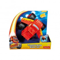 Blaze Turbo Transformación - Mattel DTB72