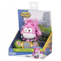 Figura Transformable Dizzy, Super Wings - Color Baby 43954-DI