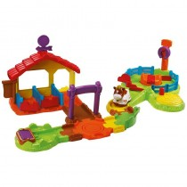 Establo y Yegua, Tut Tut Animals - Vtech 80180622