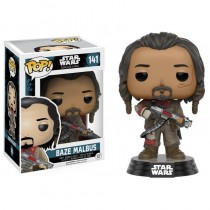 Funko POP! Star Wars VII 141, Baze Malbus - Last Level FFK10456