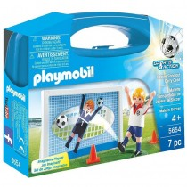 Maletín Futbol, Sports & Action - Playmobil 5654