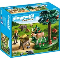 Animales del Bosque, Country - Playmobil 6815