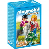 Paseo con Poni, Country - Playmobil 6950