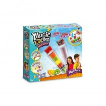 Pull Pops Pack Doble, Magic Kidchen - Toy Partner 201
