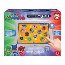 PJ Masks, Touch Junior - Educa 17430