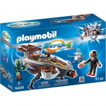 Gene Sykroniano Nave, Super 4 - Playmobil 9408