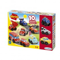Abrick Pack 10 Coches Infantil - Simba 32690