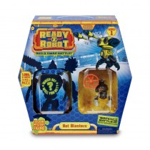 Ready 2 Robot Blaster Negro Serie 1 - Giochi RED02000-NG
