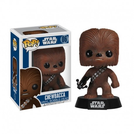 Funko POP! Star Wars 06 Chewbacca